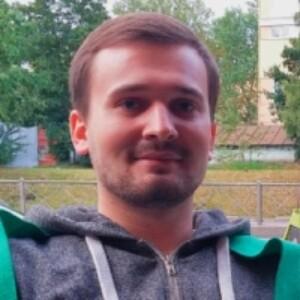 Рисунок профиля (Марк Юпланов)